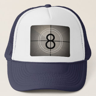 Film Countdown Hat