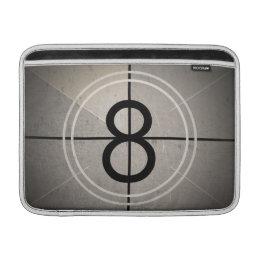 Film Countdown Macbook Sleeve