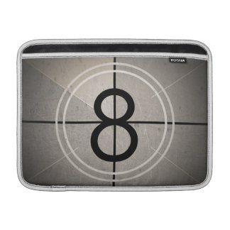 Film Countdown Macbook Sleeve