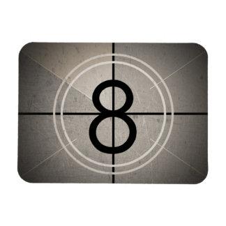 Film Countdown Magnet