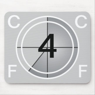Film Countdown Mouse Pad