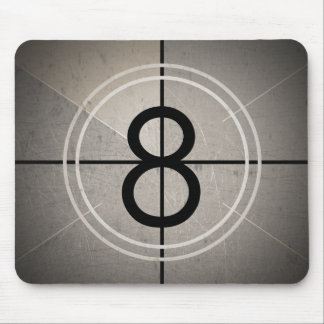 Film Countdown Mousepad