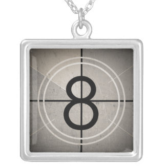 Film Countdown Necklace