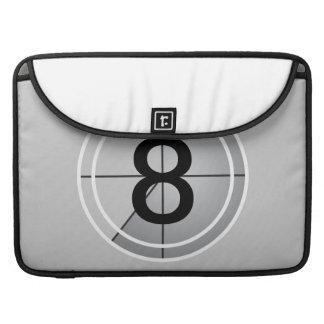 Film Countdown Sleeve For MacBook Pro