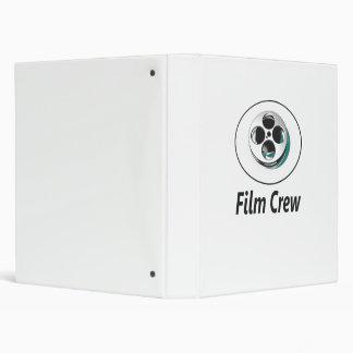 Film Crew Binder