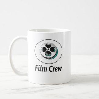 Film Crew Classic White Coffee Mug