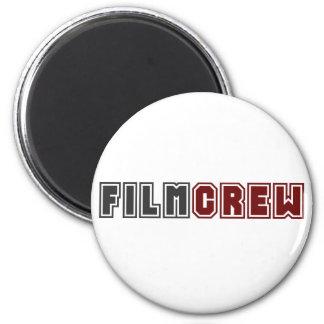 Film Crew Refrigerator Magnets