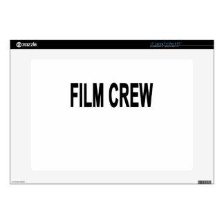 FILM CREW.png Laptop Skins