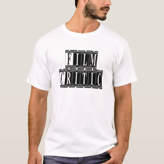 Film Critic T-shirts and Gifts.