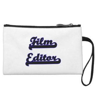 Film Editor Classic Job Design Wristlets