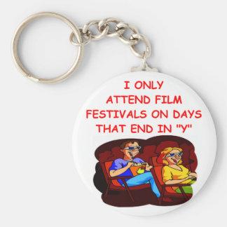 film festival keychain