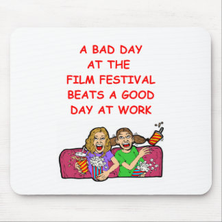 film festival mouse pad