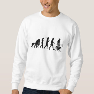 Film Festival Projectionists Home Theater Gear Sweatshirt