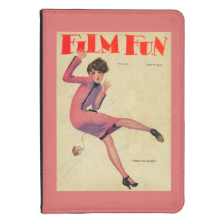 Film Fun Magazine Cover Kindle Touch Cover