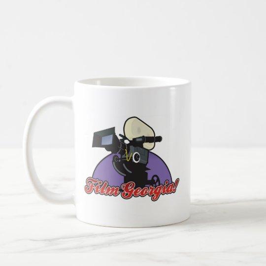 Film Georgia Logo Mug