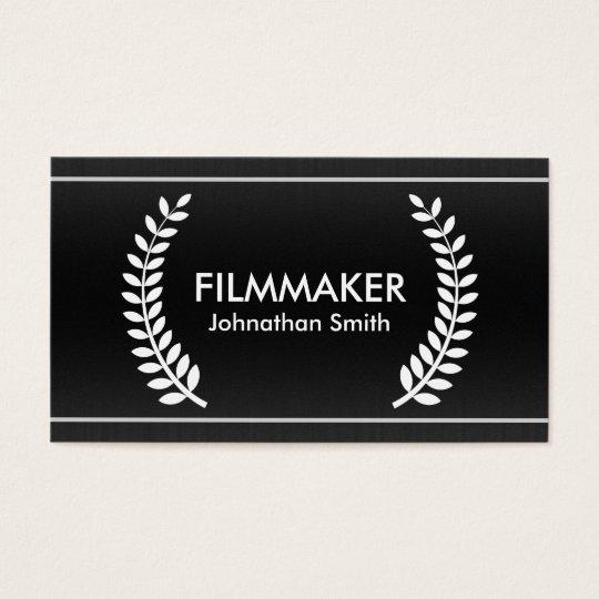 Filmmaker Business Cards & Templates | Zazzle