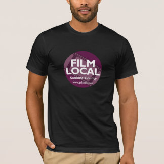 FILM LOCAL/VOM Productions Black Tee! T-Shirt