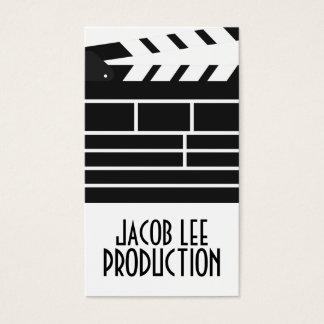 Film-maker, Movie Director Business Card