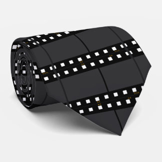 Film Makers Neck Tie