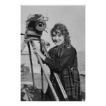 Film Motion Picture Star, Mary Pickford Vintage Poster