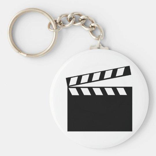 Film Movie Clapper Keychain