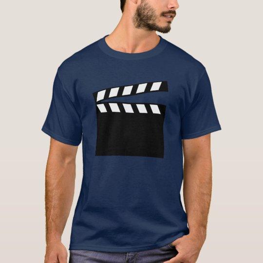 Film Movie Clapper T-Shirt