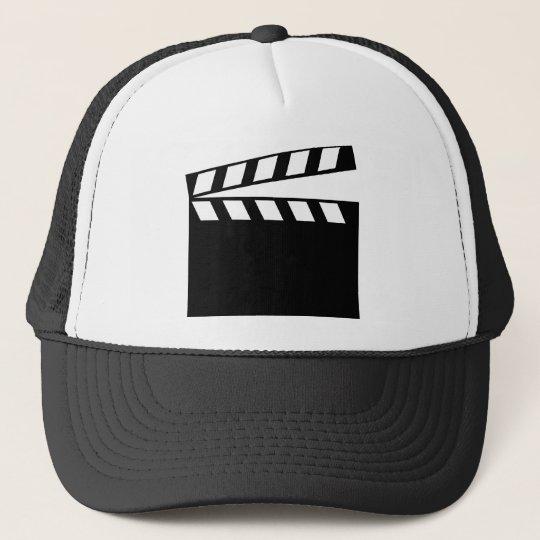 Film Movie Clapper Trucker Hat