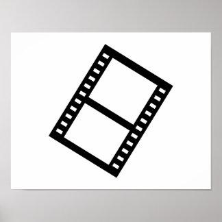 Film movie reel posters
