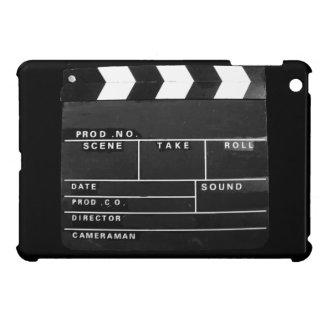 Film Movie Video production Clapper board iPad Mini Case
