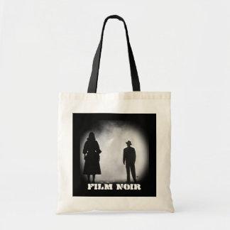 Film Noir Budget Tote Bag