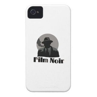 Film Noir Case-Mate iPhone 4 Case