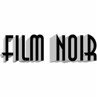 Film Noir Cutout