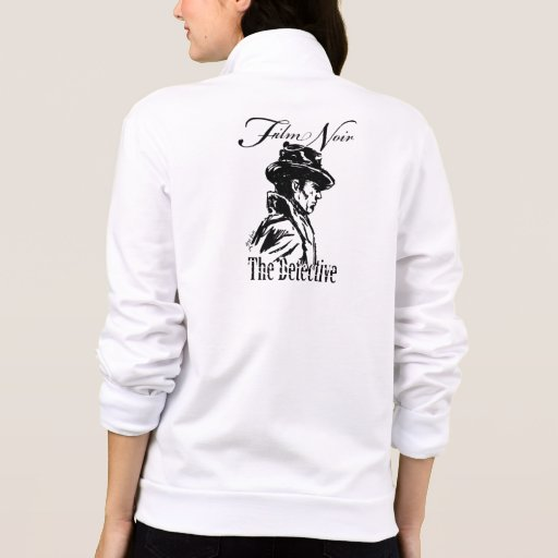 Film Noir Detective T-shirts