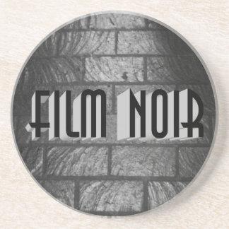 Film Noir Drink Coaster