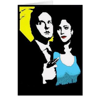 Film Noir Eddie Cards