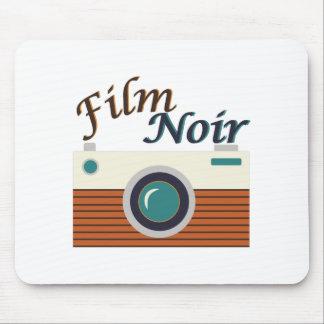 Film Noir Mouse Pad