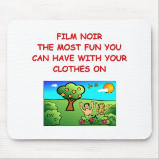 film noir mouse pads