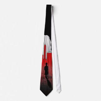 Film Noir Neck Tie