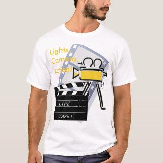 film or movie makers tshirt
