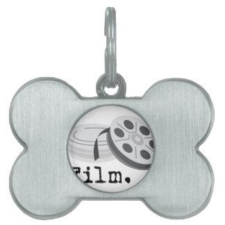 Film Pet ID Tag