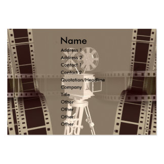 film_photo large business cards (Pack of 100)