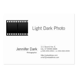 Film Photo Photographer Business Card Templates
