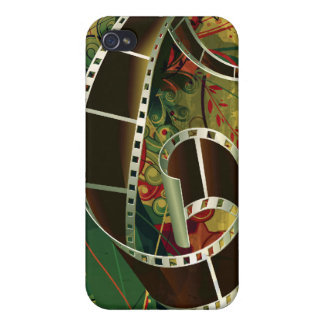 Film - Photos - Footage: for 4 iPhone 4/4S Covers