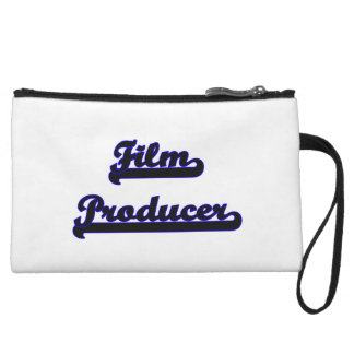 Film Producer Classic Job Design Wristlet Clutch