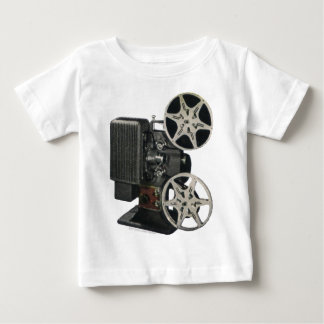 Film Projector 1947 Baby T-Shirt