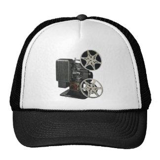 Film Projector 1947 Hats