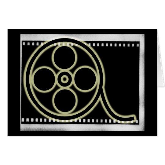 Film Reel Card