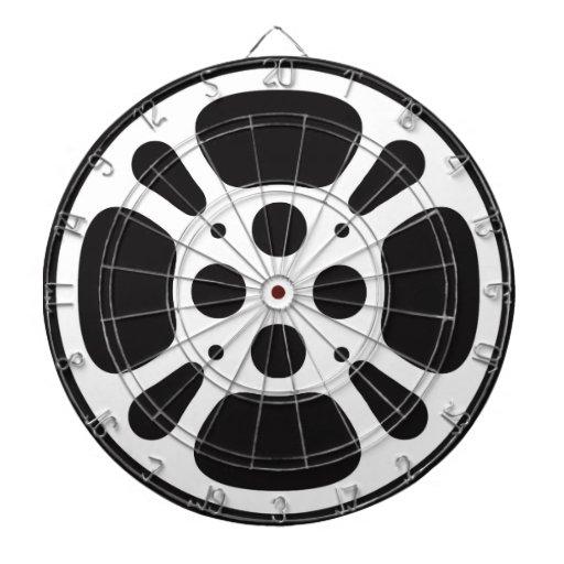 Film Reel Dartboard
