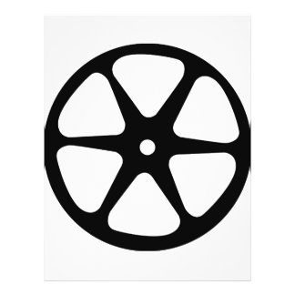 film reel icon flyer