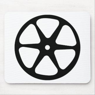 film reel icon mousepad